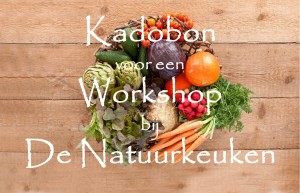 kadobon workshop De Natuurkeuken