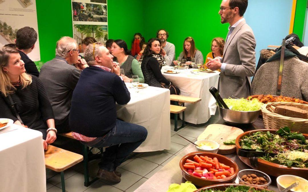 Gezamenlijk dineren en duurzame dromen delen: Gijsbrecht Future Festival